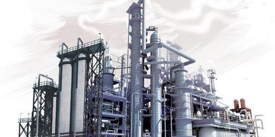 steel plant, industries, manufacturing
