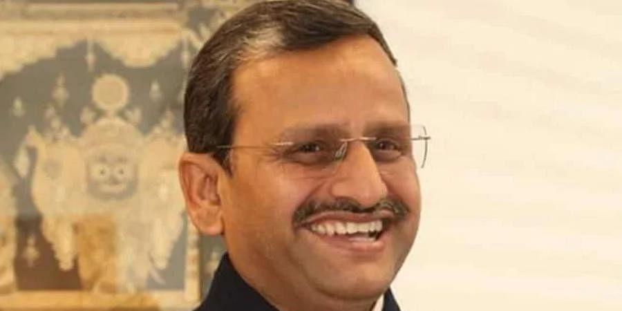 Odisha Chief Secretary Suresh Chandra Mahapatra