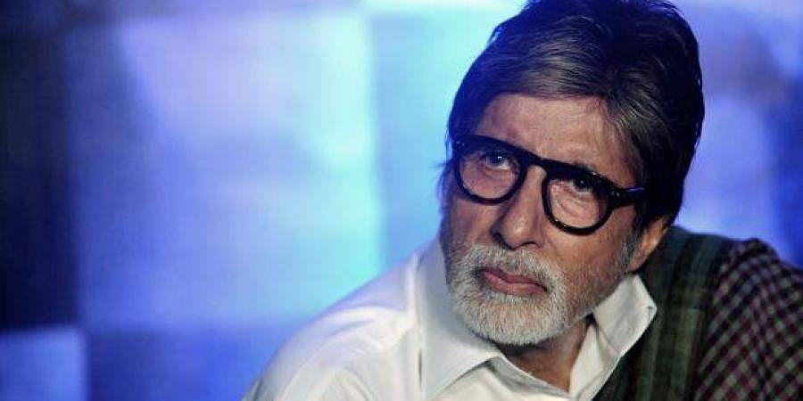 Megastar Amitabh Bachchan.