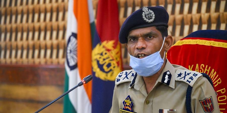 Inspector General of Police Vijay Kumar