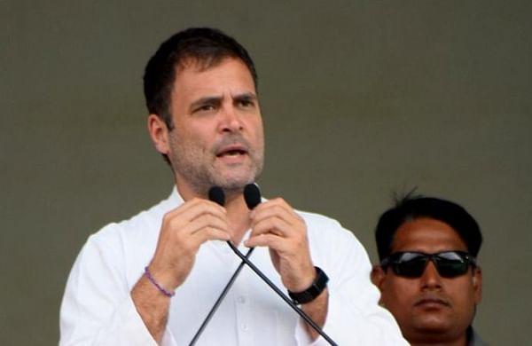 Rahul Gandhi on Dandi March anniversa- The New Indian Express