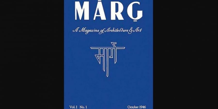 File photo of one of Marg magazine's covers