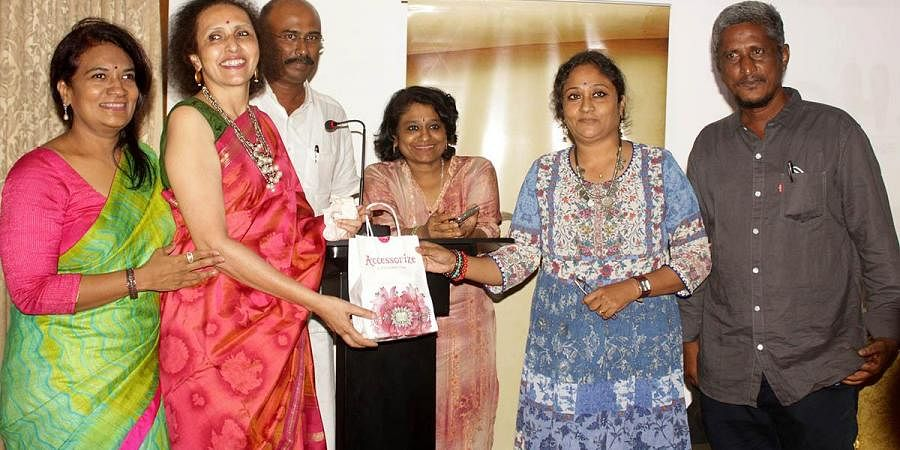 The seventh anniversary of Friends of Heritage Sites was held on Friday. (Photo| Susan R)