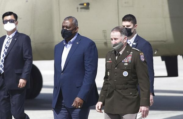 Top US officials weigh North Korea options in talks in Seoul- The New Indian Express