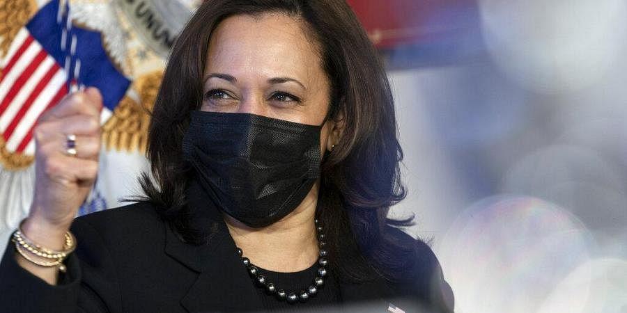 Vice President Kamala Harris. (Photo | AP)