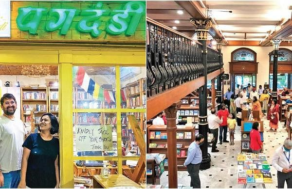 Locked down but not out: Bookstores that lived through theCOVID-19 pandemic
