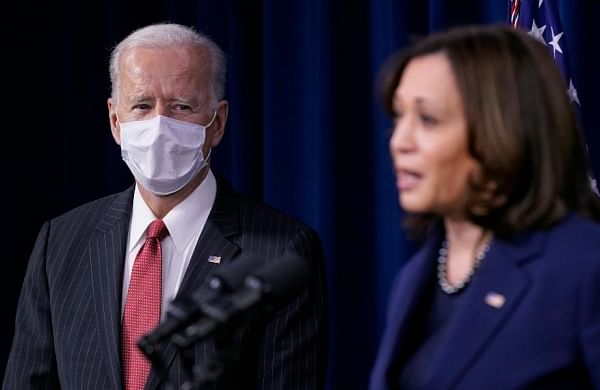 Joe Biden, Kamala Harris offering solace to grieving Asian Americans- The New Indian Express