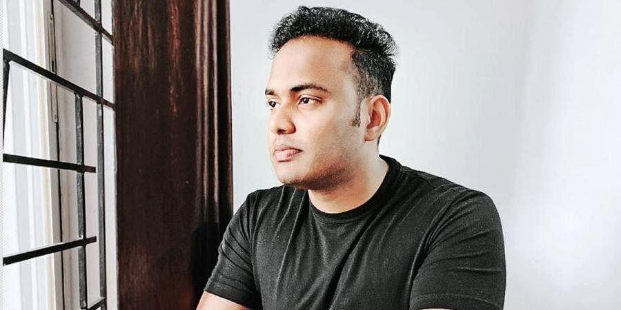 Music composer Arun Vijay