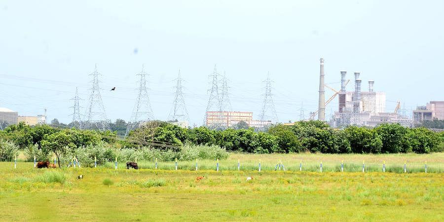 Madras Atomic Power Station in Kalpakkam.