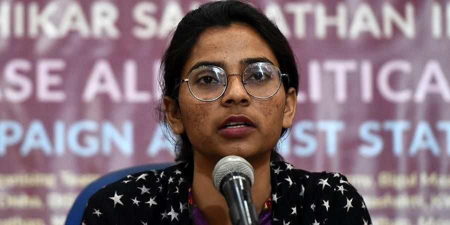 Dalit labour rights activist Nodeep Kaur