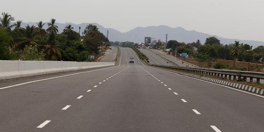 Road, highway