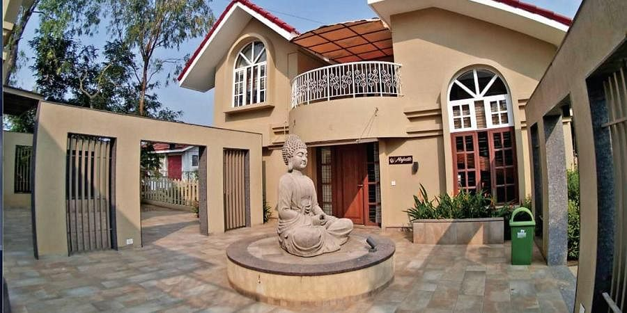 Song of Life County Villa Resort in Mulshi district