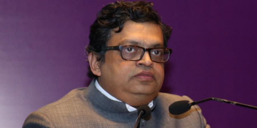 BJP national spokesperson Gopal Krishna Agarwal