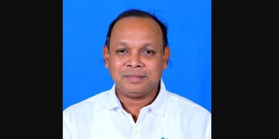 Odisha Skill Development and Technical Education Minister Premananda Nayak