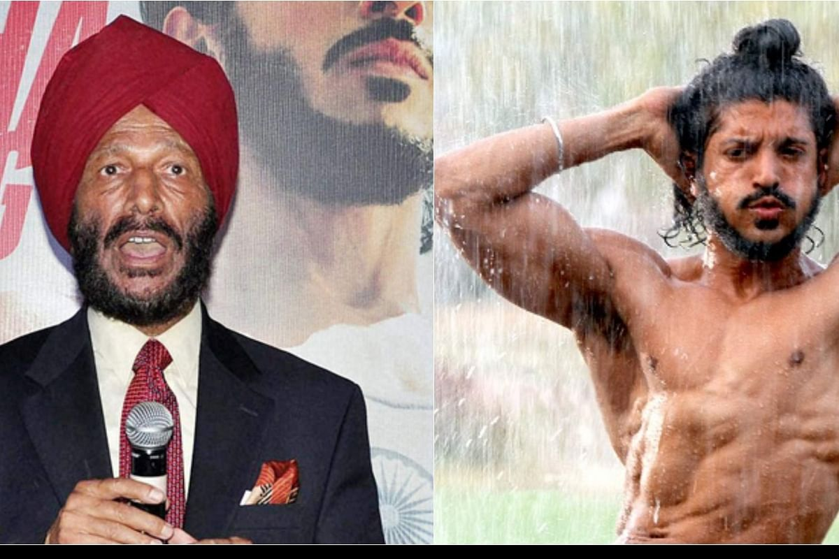 Farhan Akhtar has made wonderful physique for 'Toofaan': Milkha Singh- The  New Indian Express