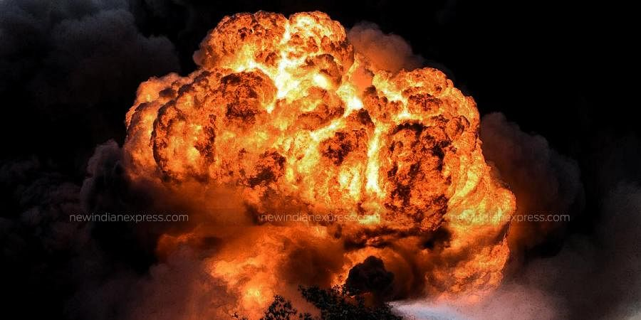 Blast, Fire