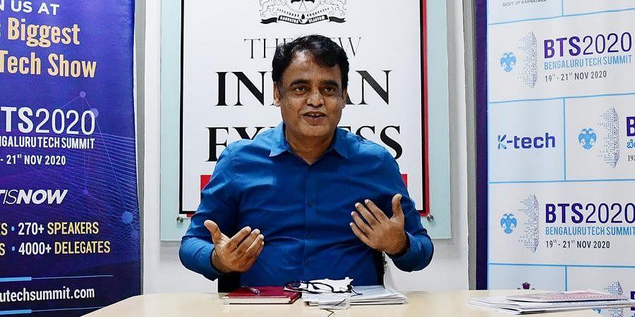 Dr C N Ashwath Narayan (File   EPS)