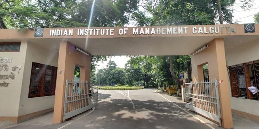 Indian Institute of Management, Calcutta. (Photo | www.iimcal.ac.in)