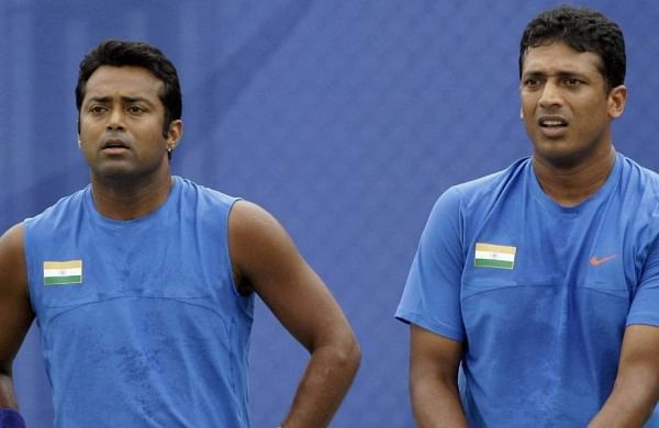 Paes-Bhupathi set to reunite for an online collection