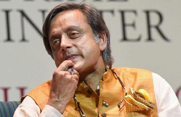 Tharoor apologises for his wrong tweet on Sumitra Mahajan