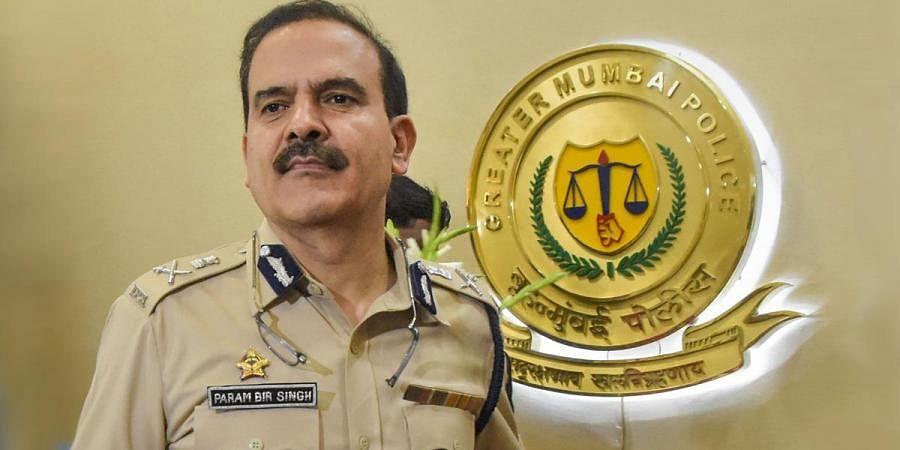 Mumbai Police chief Param Bir Singh. (File | PTI)