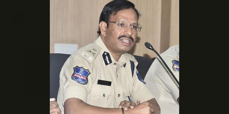 Cyberabad Commissioner of Police VC Sajjanar