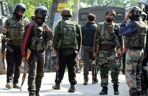 Four militants killed in encounters in J&K's Anantnag district