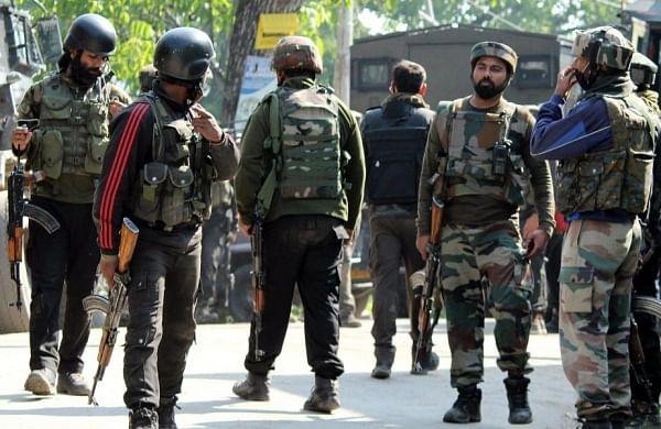 Four militants killed in encounters in J&K's Anantnag district