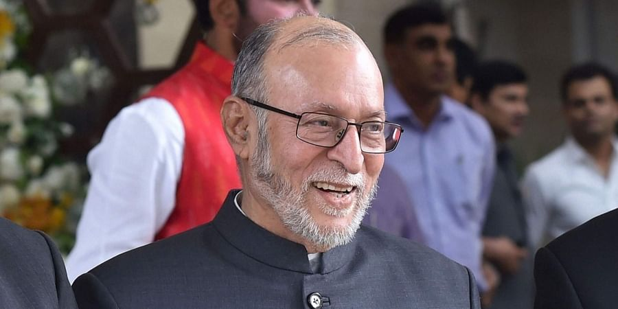 Delhi Lt Governor Anil Baijal