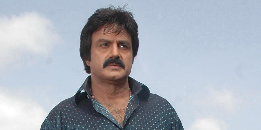 Tollywood actor Balakrishna
