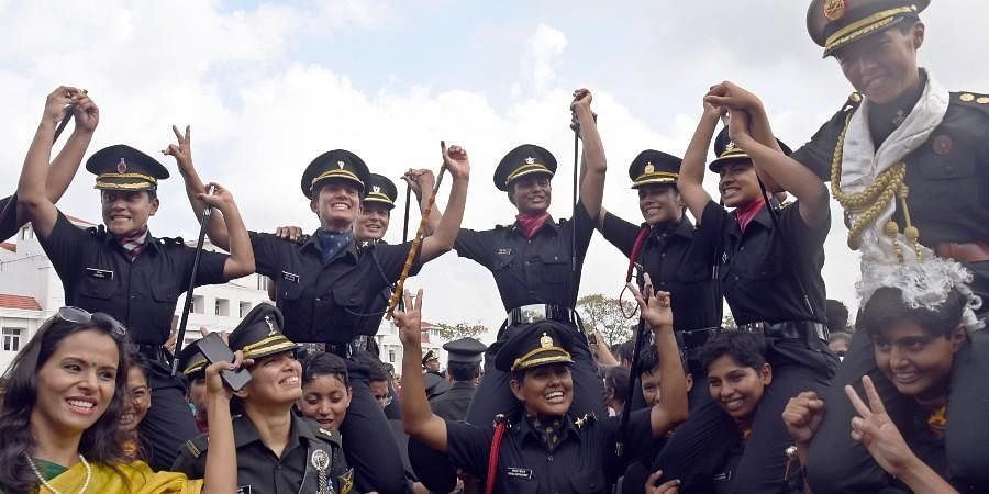 In its judgement passed on Thursday, the apex court said that ACR evaluation criteria for SSC women officers in Army created systematic discrimination. (Photo | Martin Louis, EPS)