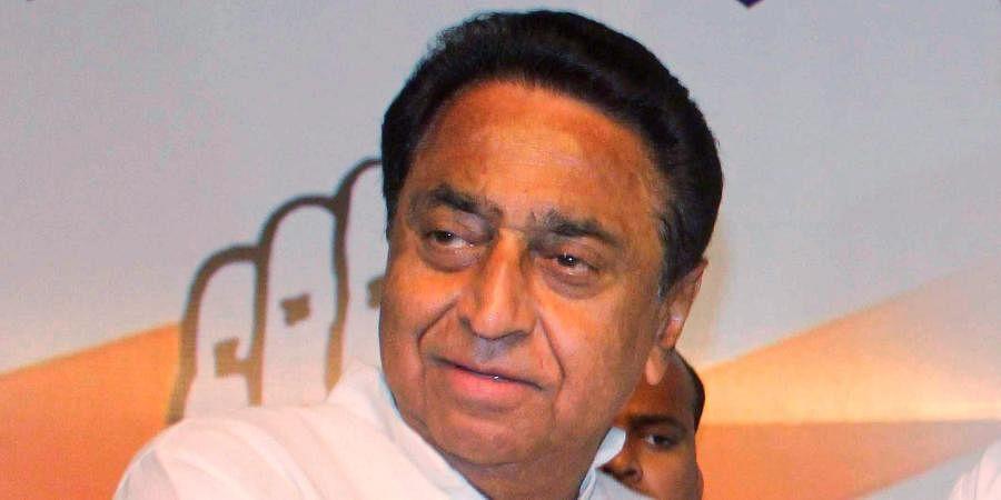 Former Madhya Pradesh CM Kamal Nath