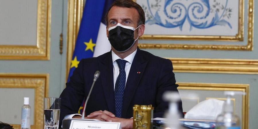 France President Emmanuel Macron (Photo | AP)