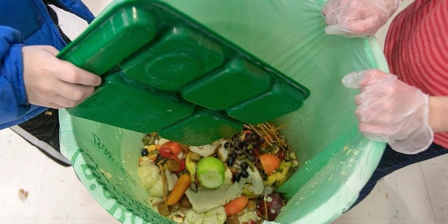 food food wastage garbage