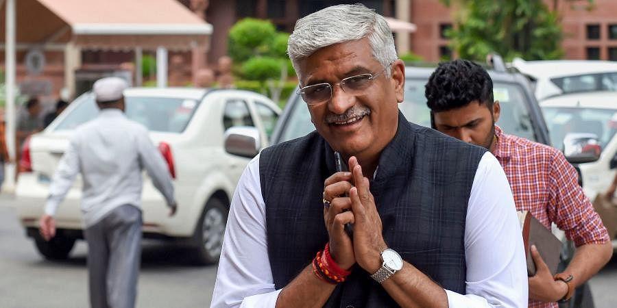 Union Minister Gajendra Singh Shekhawat
