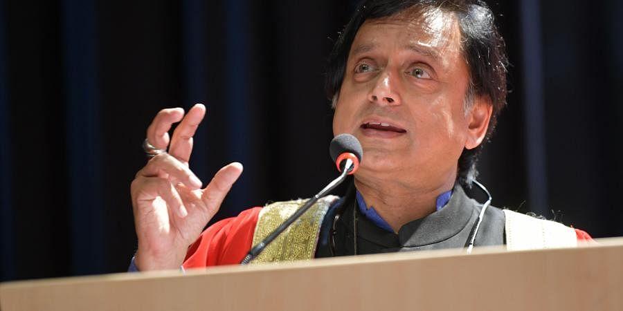 Thiruvananthapuram MP, Shashi Tharoor