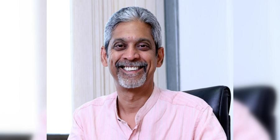 Harvard Medical School professor Dr Vikram Patel