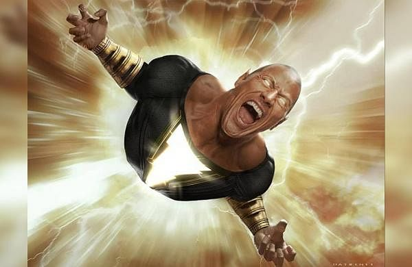 Comedian Mo Amer joins Dwayne Johnson in DC's 'Black Adam'