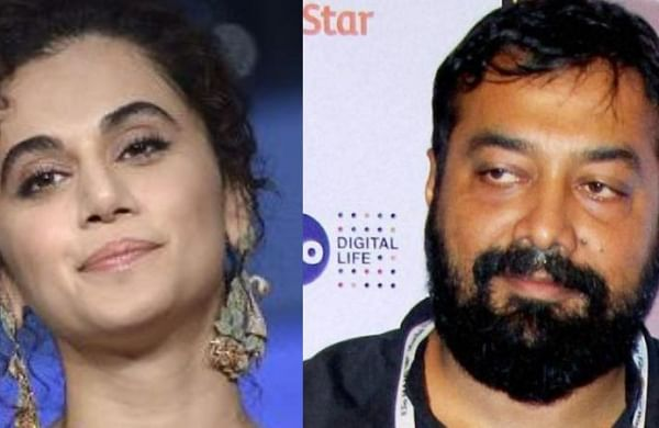 Taapsee Pannu, Anurag Kashyap's residences raided by Income Tax Department