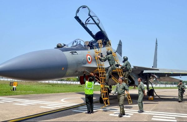 In a first, IAF to participate in Exercise Desert Flag VI in UAE