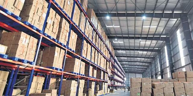 Warehousing, Logistics
