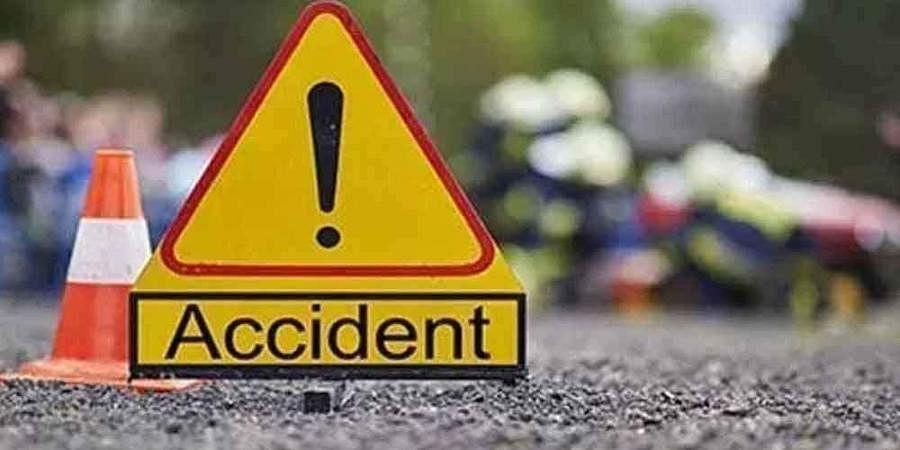 accident road accident mishap