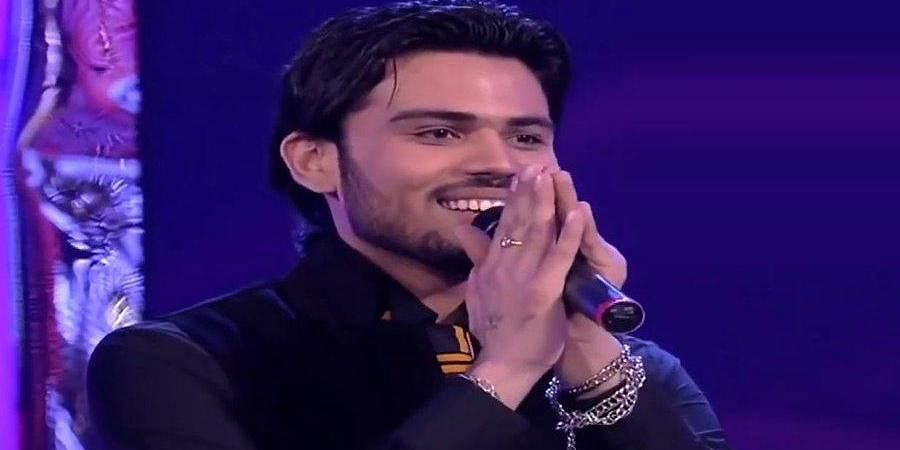 Punjabi singer Diljaan. (Photo: Twitter)