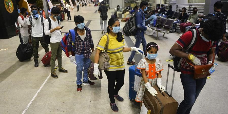 Chennai Airport, Passengers