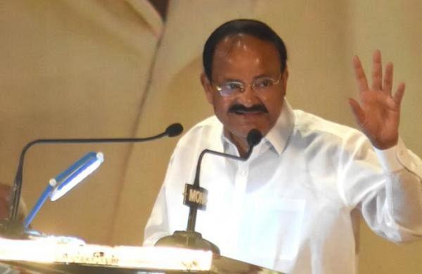 Rajya Sabha chairman Venkaiah Naidu raises concern over disruptions of House