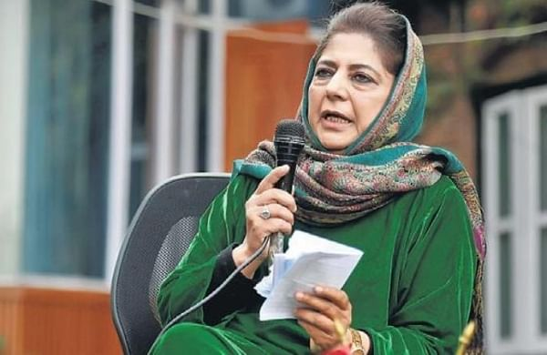 PDP to discuss Centre's invitation for talks, other J&K parties yet to receive call