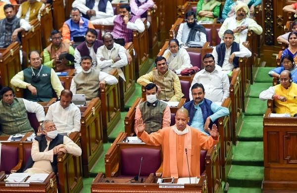 Budget passed in UP Assembly; House adjourned sine die- The New Indian Express