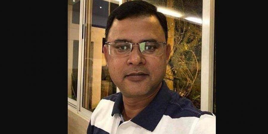 Meghalaya Congress MLA Azad Zaman