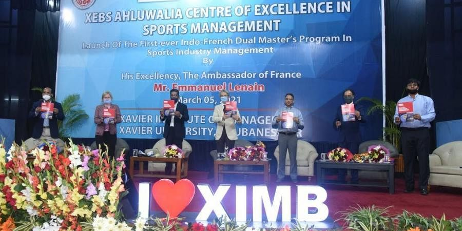 Ambassador of France to India Emmanuel Lenain on Friday unveiled the country's first Indo-French dual-degree master's programme