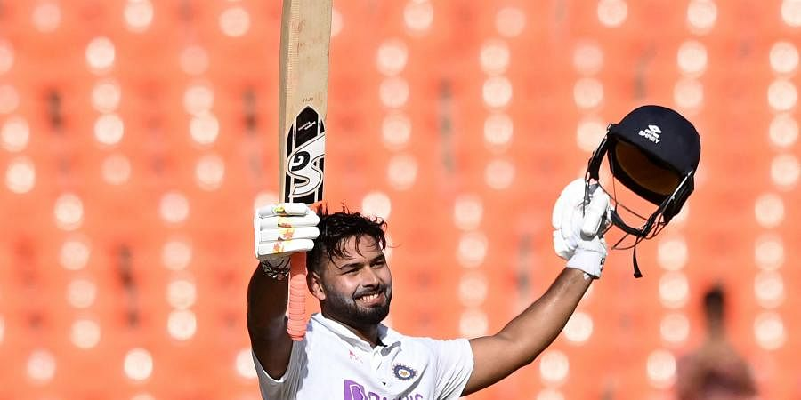 Rishabh Pant's match awareness was on display when he put India in control during the second day of the fourth Test against England in Ahmedabad.